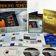 Vince Stanzione Making Money From Trading