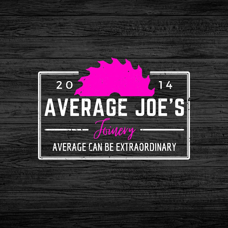 1e0aa360e3597 Average Joe s Joinery - YouTube