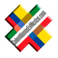 Colombianos En Mexico