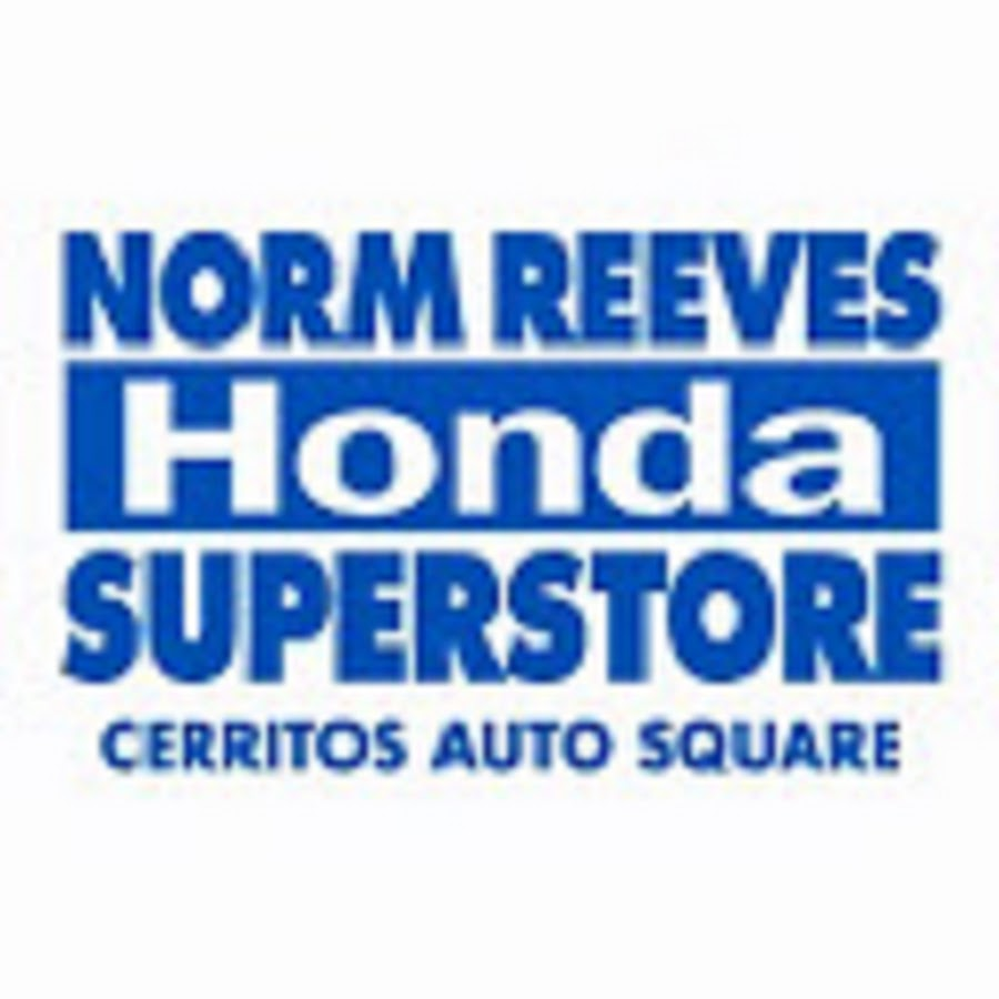 Norm Reeves Honda Superstore - Cerritos - YouTube