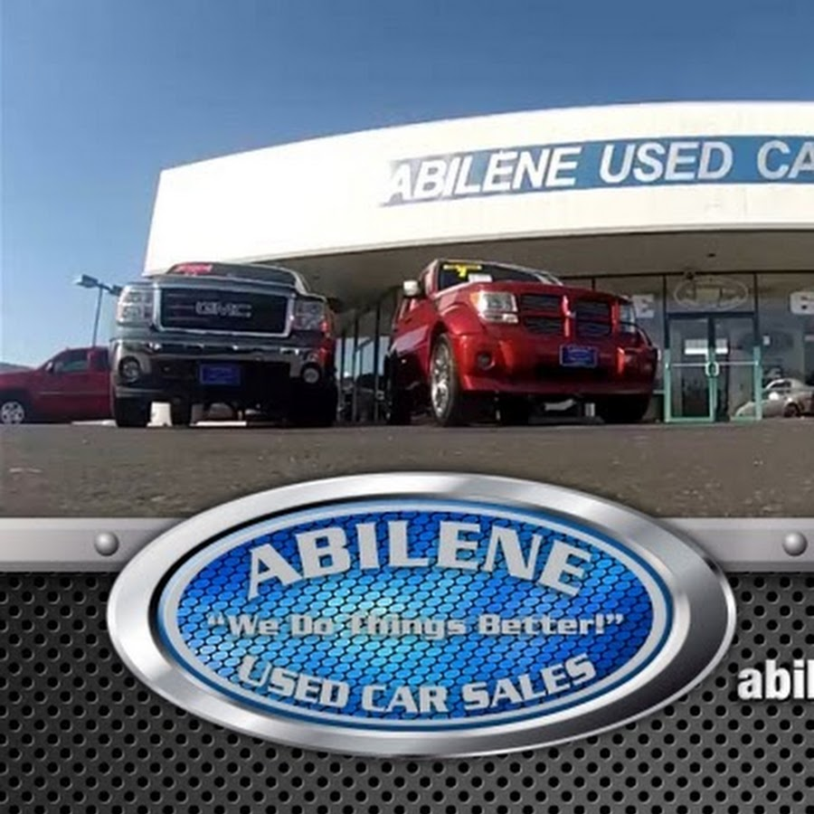Abilene Used Cars >> Abilene Used Car Sales Inc Youtube
