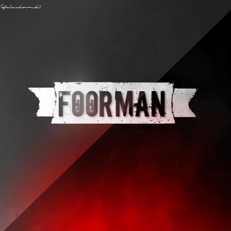 FooRmaN