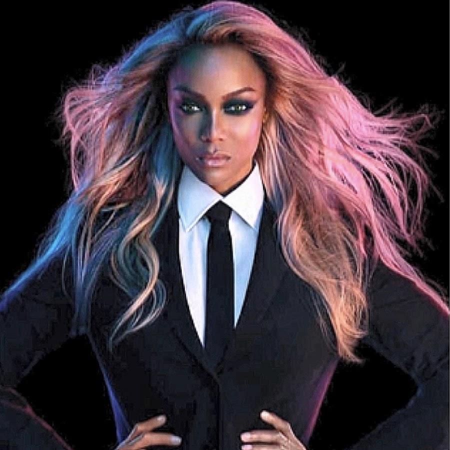 Tyra Banks Music Video: Tyra Banks