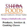 Flavors of Africa by Sheba Foods