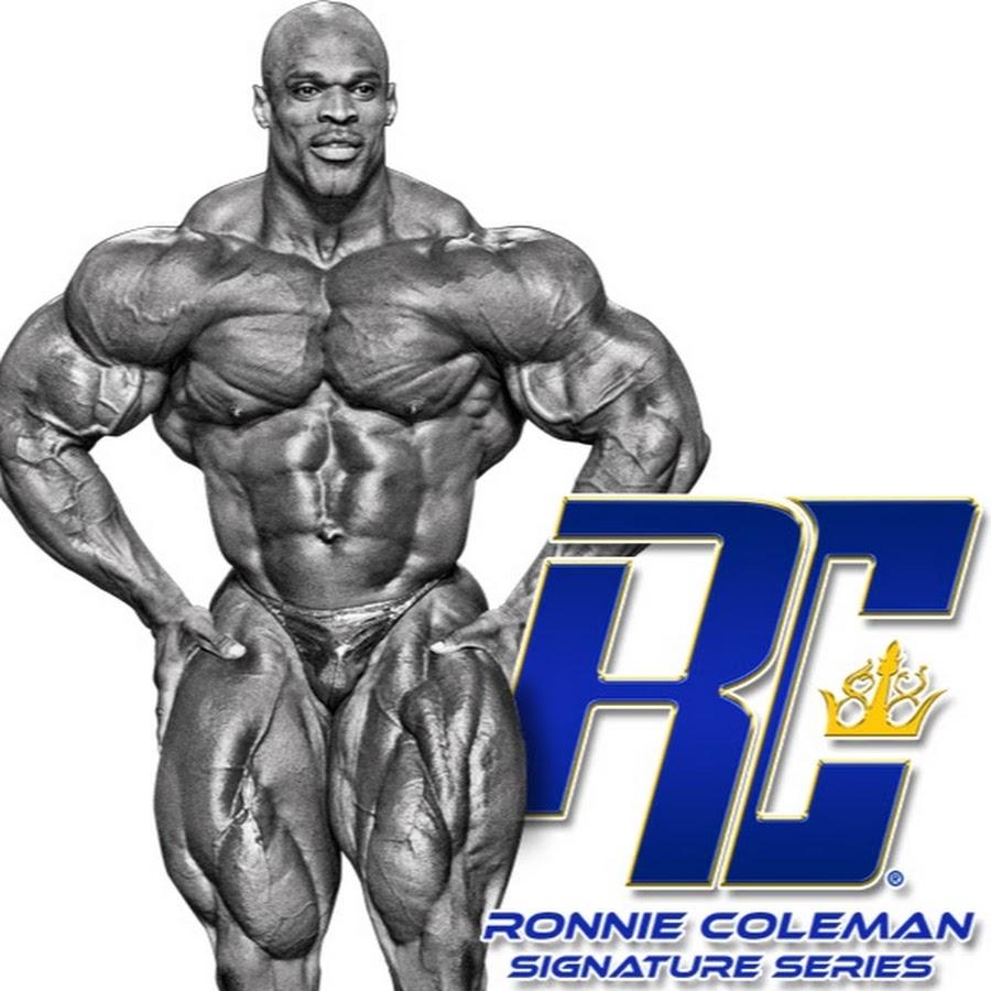 Znalezione obrazy dla zapytania Ronniego Colemana