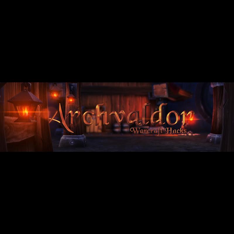 Dashboard Video : Archvaldor's Warcraft Hacks Wow Leveling