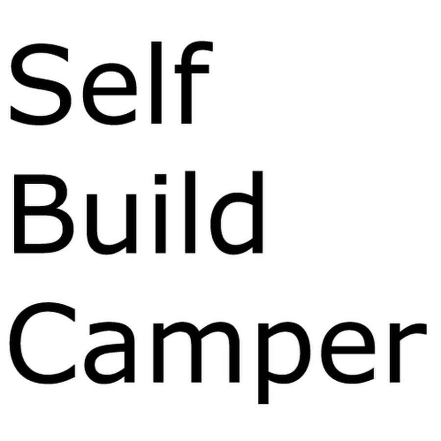 self build camper