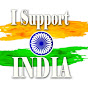 I Support India