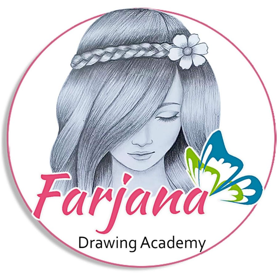 03e32efd76d Farjana Drawing Academy - YouTube