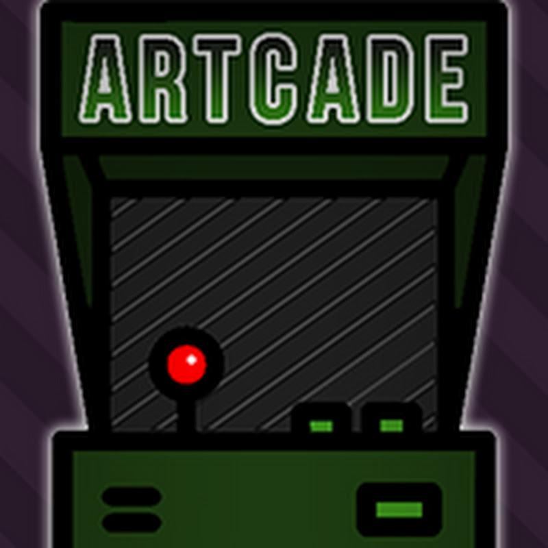 youtubeur ArtCade