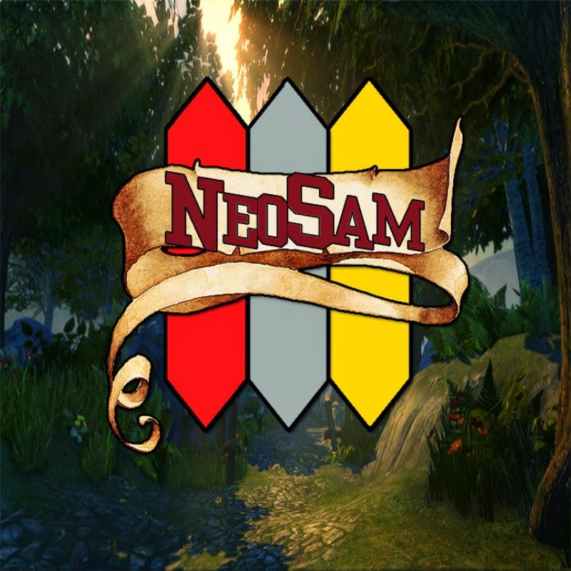 youtubeur NeoSam