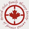 British Isles Family History Society of Greater Ottawa