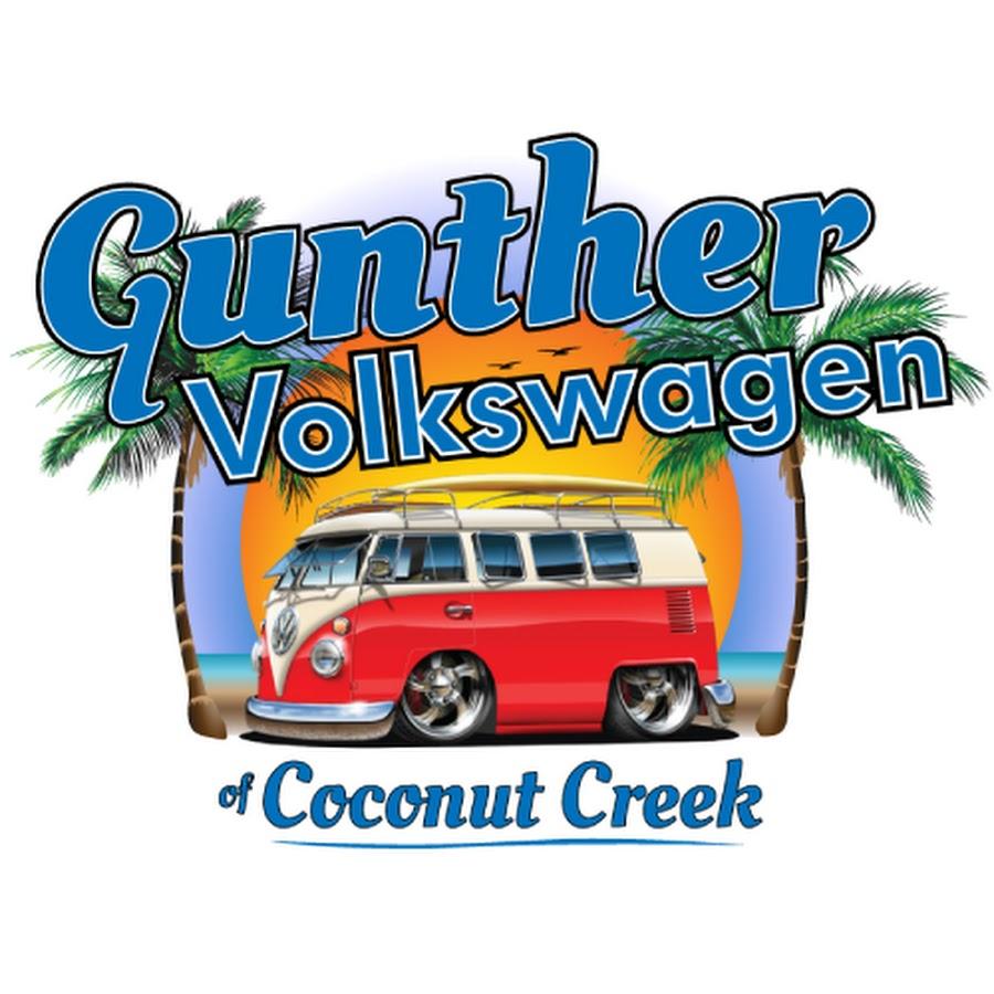 Gunther Volkswagen of Coconut Creek - YouTube