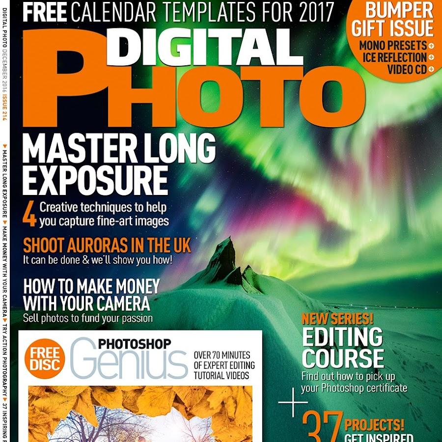 Digital Photo Magazine Youtube