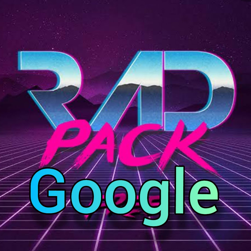Rad Pack Google