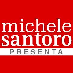 Michele Santoro presenta