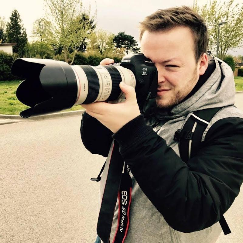 Fotograf und Video-Journalist Marten Ronneburg (MartensTVBlog)