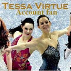 Tessa Virtue account fan