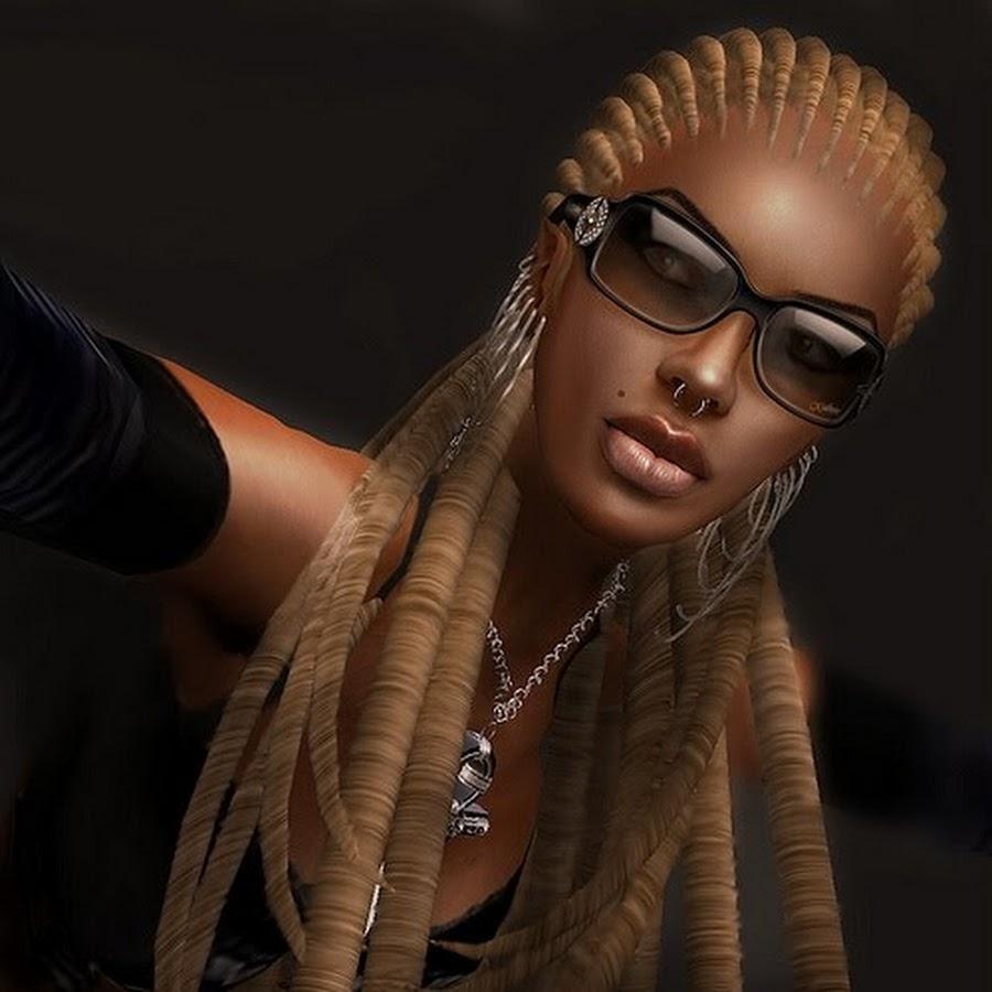 Modern Urban Black Girl: 1809lalala