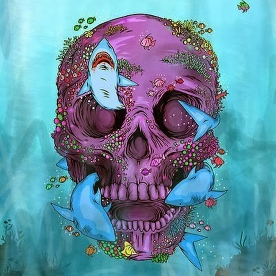 a slimy skeleton artist tumblr - 900×900