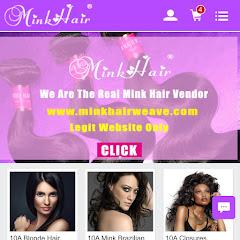 Mink Hair Weave Vendor