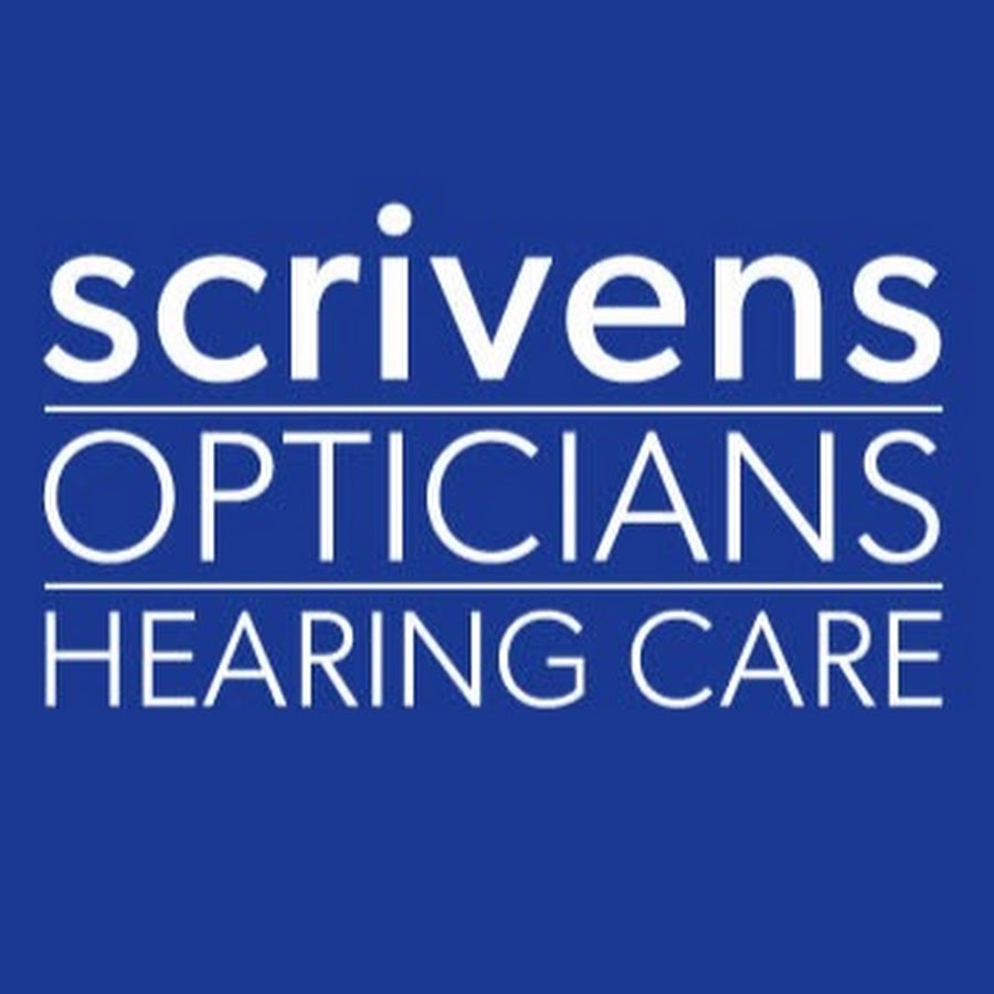 d41ae1b886 Scrivens Opticians   Hearing Care - YouTube