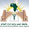 Université Ahmed Draya - Adrar