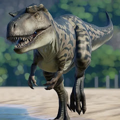 Gottahurt The Albertosaurus