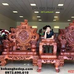 Đồ Gỗ Đồng Kỵ Phú Hải