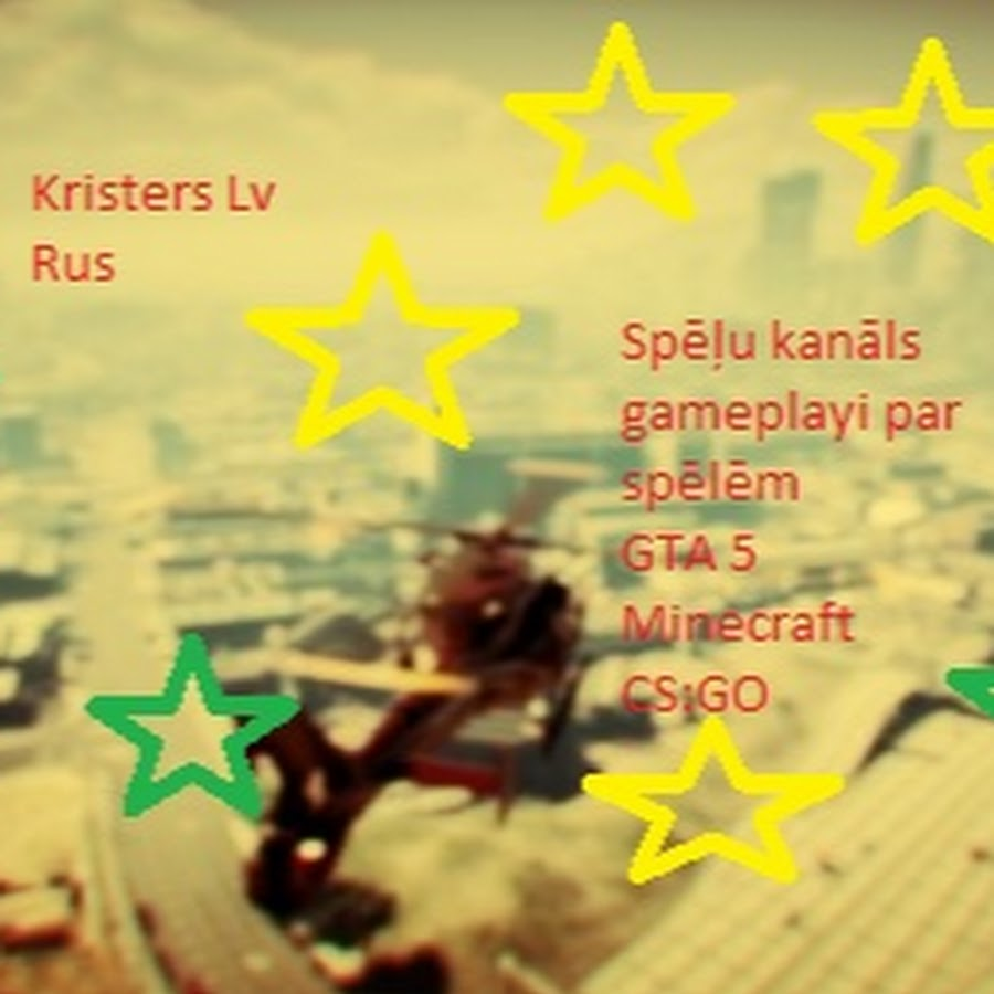 Kristers Lv-Rus - YouTube