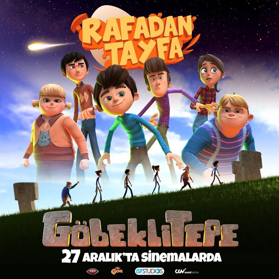 Rafadan Tayfa Göbeklitepe Kino