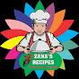 zana's recipes