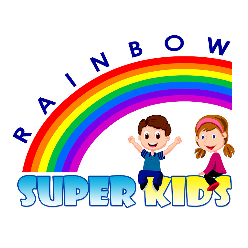 Rainbow Super Kids