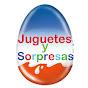 JUGUETES Y SORPRESAS