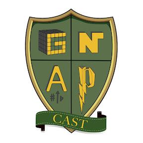 The GNAP Cast Logo
