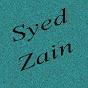 syed zain ahmed