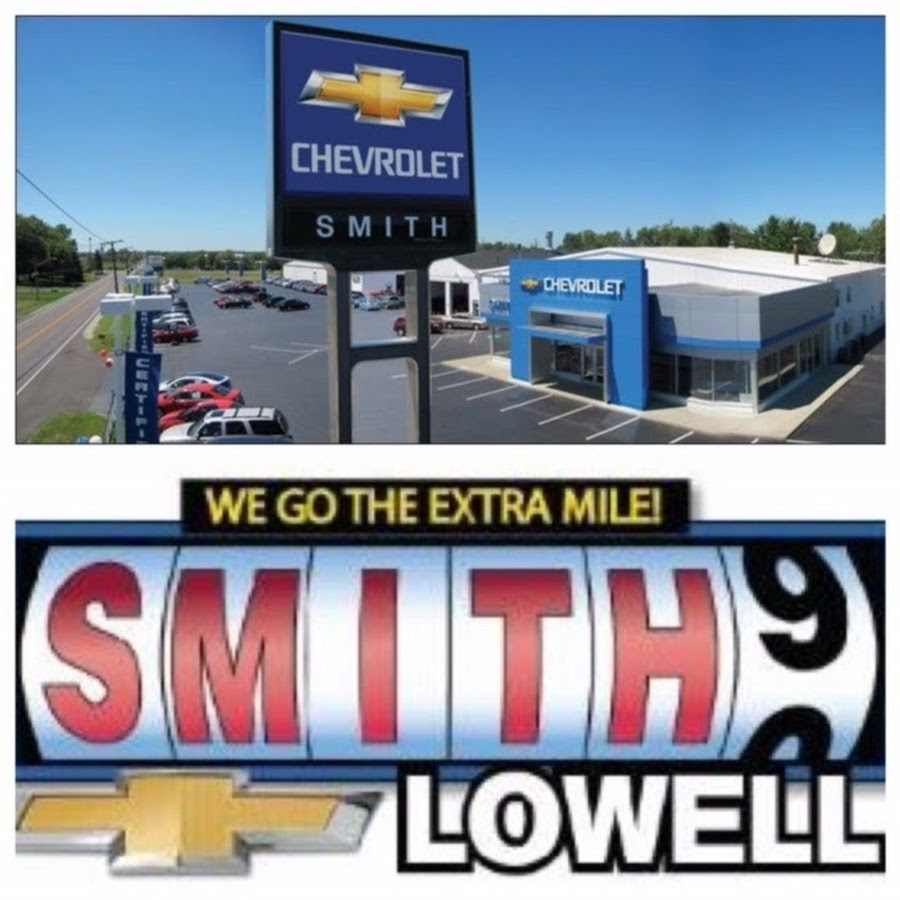 Chevrolet Lowell: Smith Chevy Of Lowell