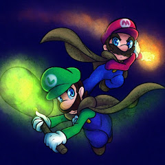 Mario The Red Wildfire / Luigi The Green Thunder