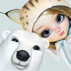 Emma and Mr Polar Bear