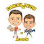 Damian & Deion in