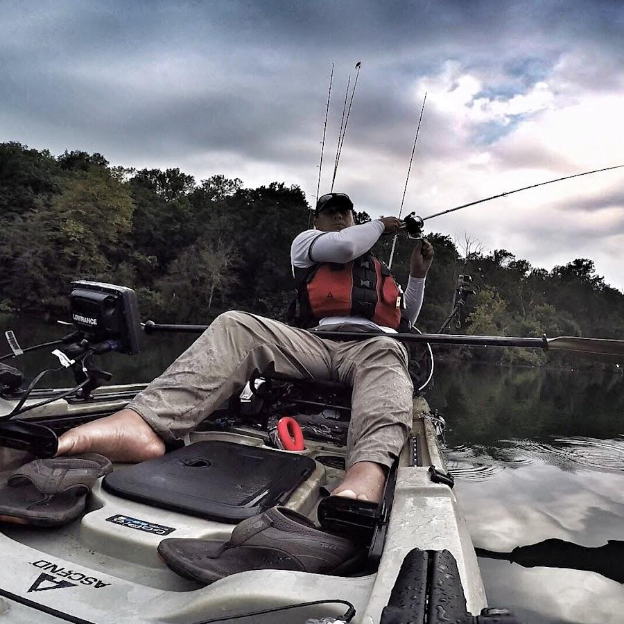 Ozarks Yak Angler