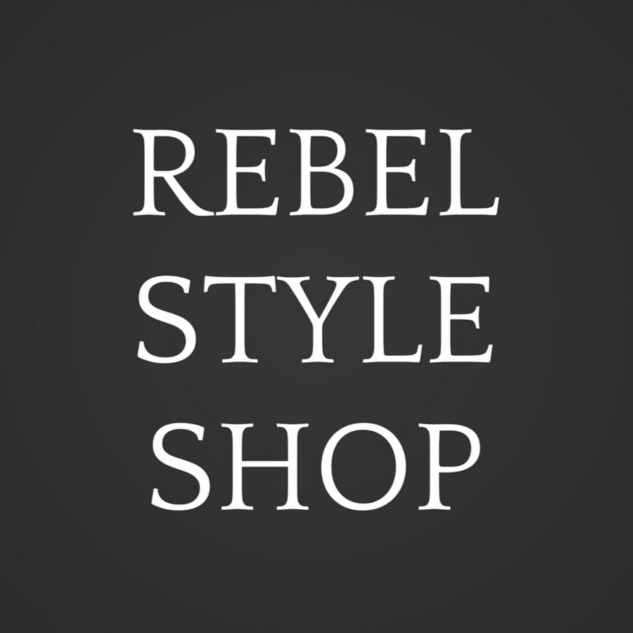 dbce1988b4 Rebel Style Shop - YouTube