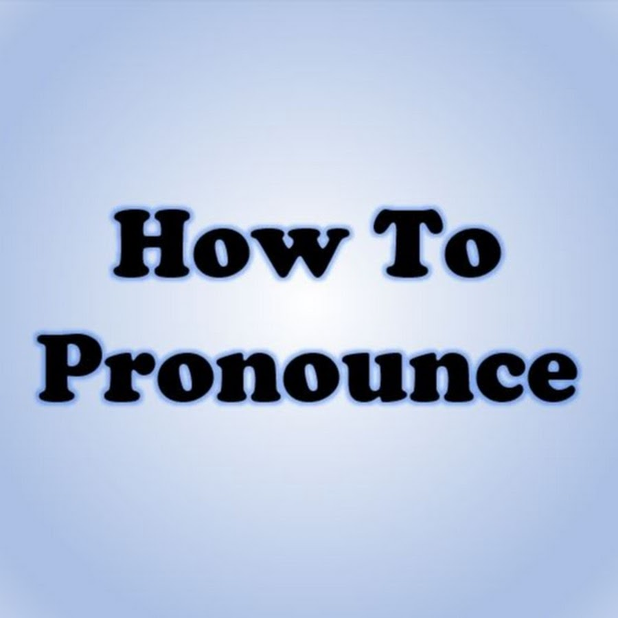 How To Pronounce Youtube