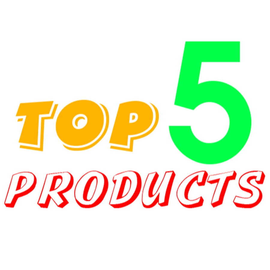 Top 5 Products Youtube