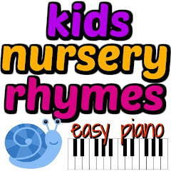 Kids Nursery Rhymes Easy Piano