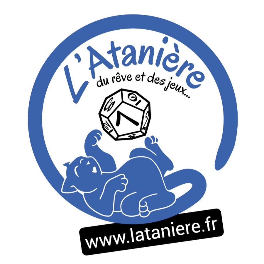 fbd3398d45 L Atanière - YouTube