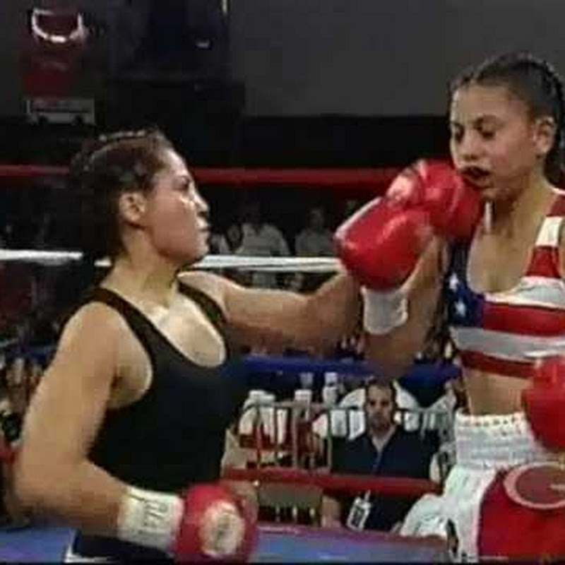 Female Boxing Knockouts Only 30