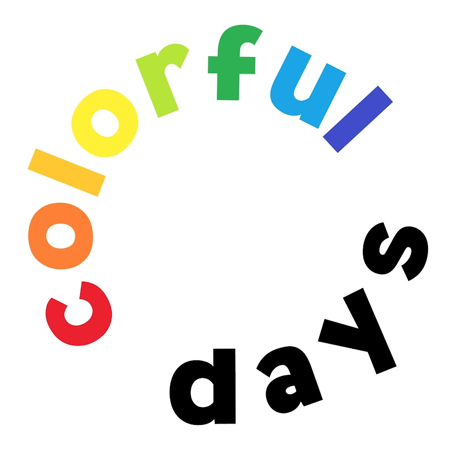 colorful days - YouTube