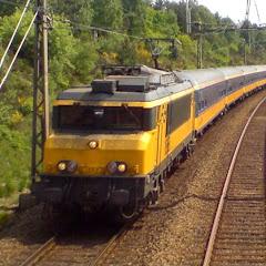 Train Driver's POV Dutch Railways