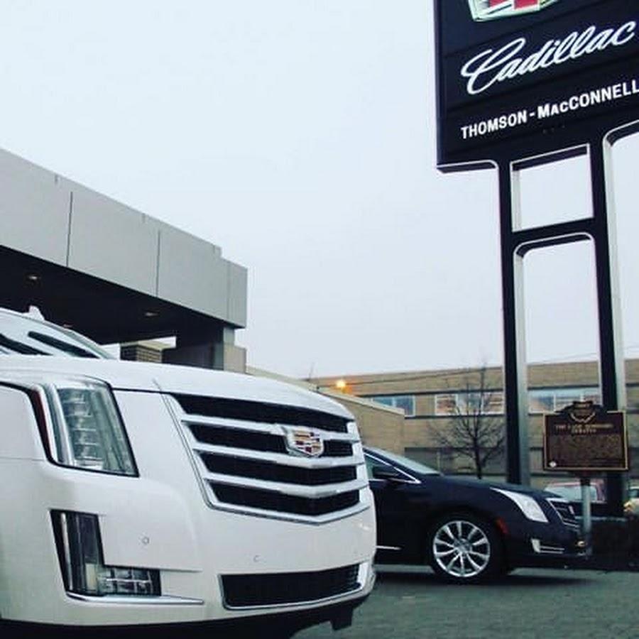 Thomson MacConnell Cadillac